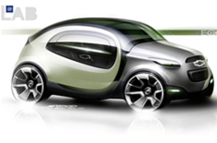 GM reveals eco concepts