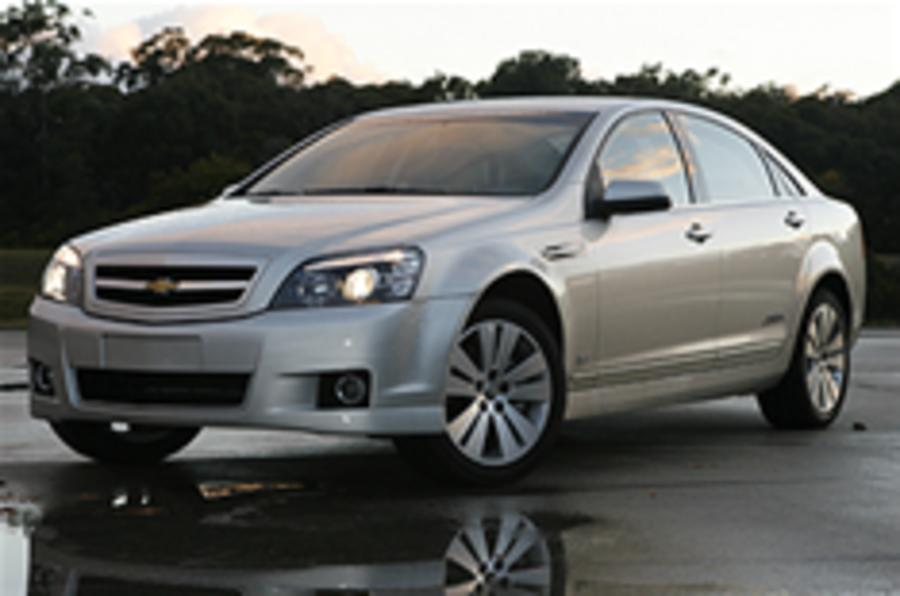 Pontiac G8 to return as Caprice