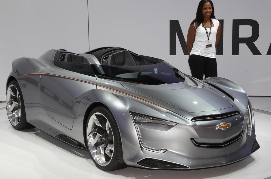 Frankfurt show: Chevrolet Miray