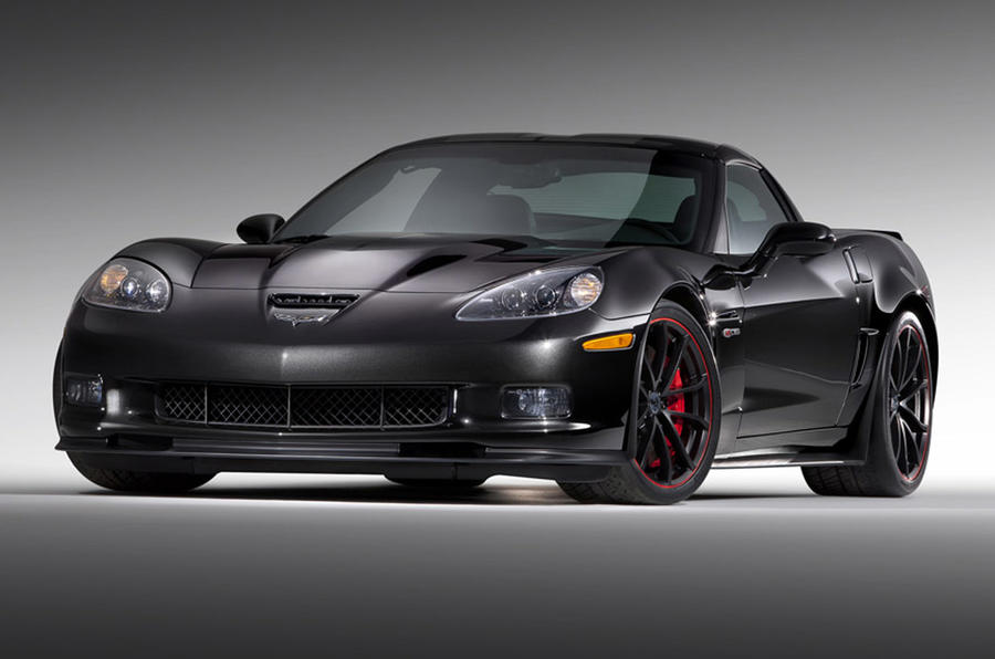 Chevy launches revised Corvette