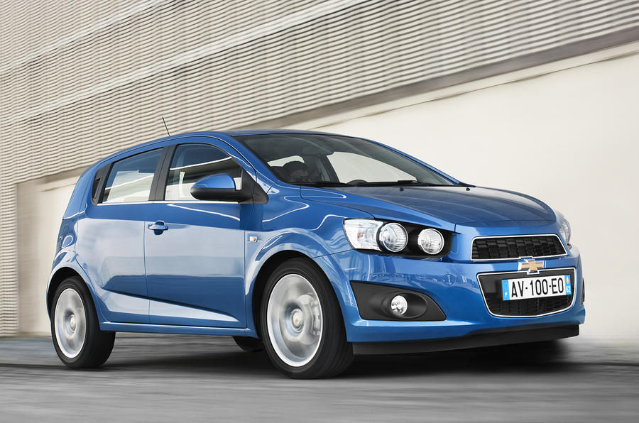 Chevrolet Aveo from £9995