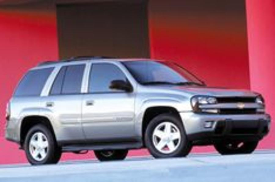 Chevy could oust Daewoo in Europe