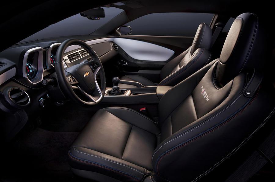 Chevy's anniversary Camaro