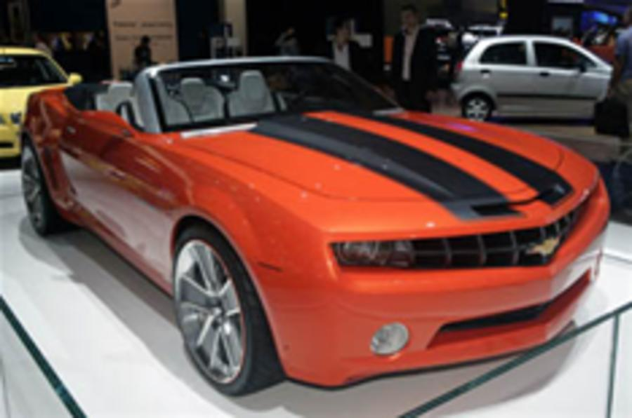 GM delays Camaro variants