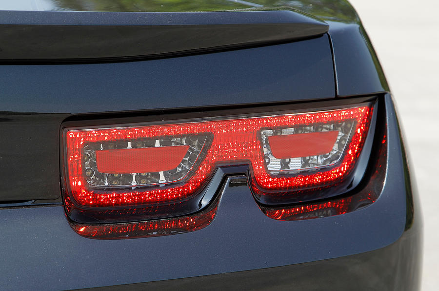 Chevrolet Camaro rear lights