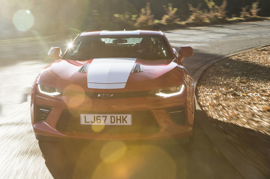 Camaro review uk dating