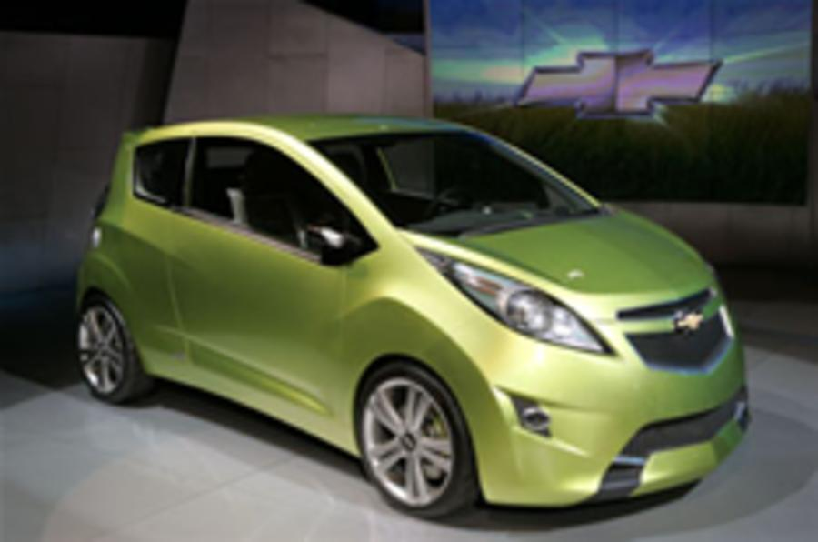 LA show: Chevrolet's big green future