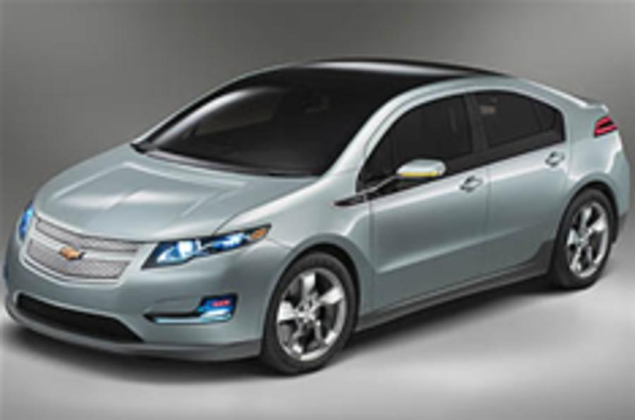 Unveiled: Chevrolet Volt