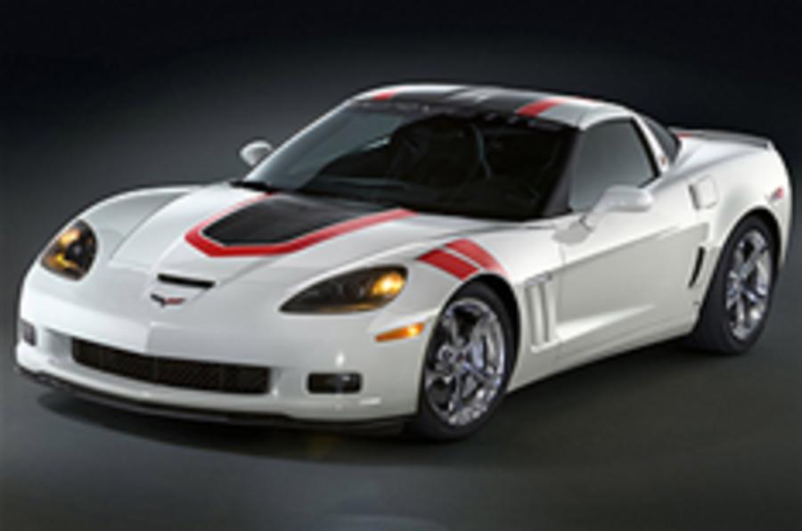One-off Corvette Grand Sport