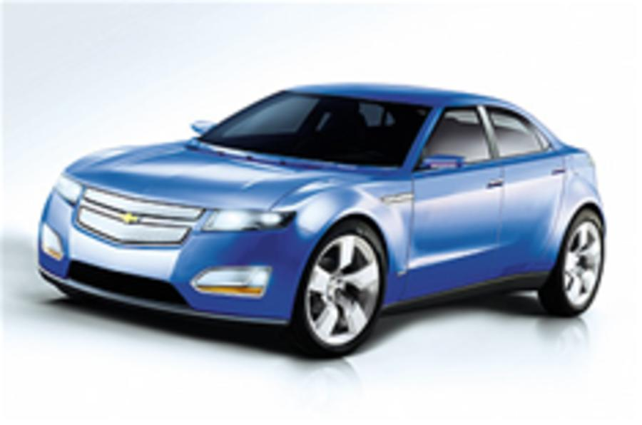 Chevy Volt: On sale by 2010