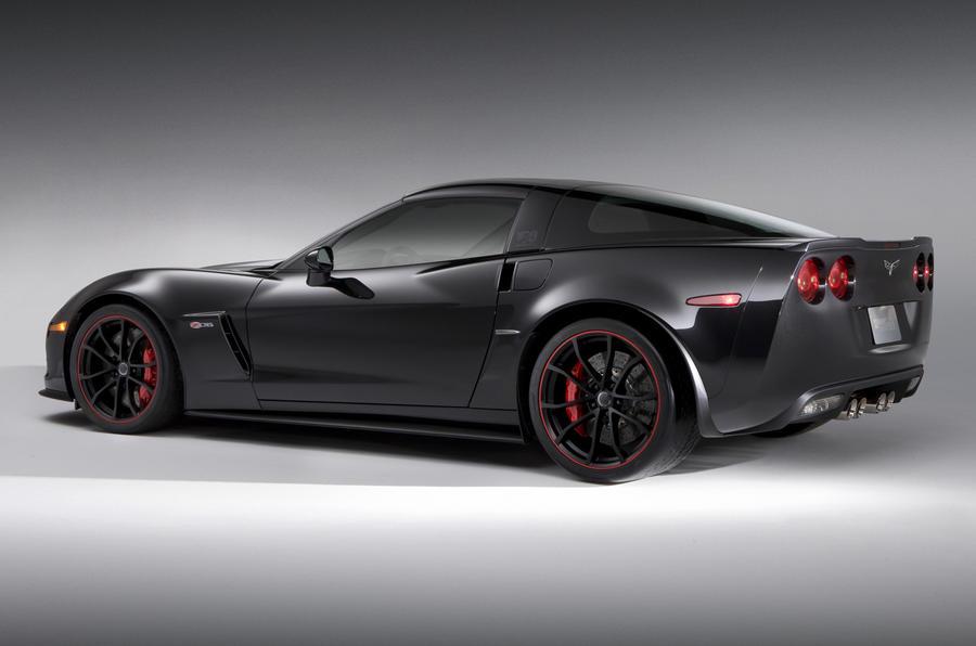 Special edition Corvette announced