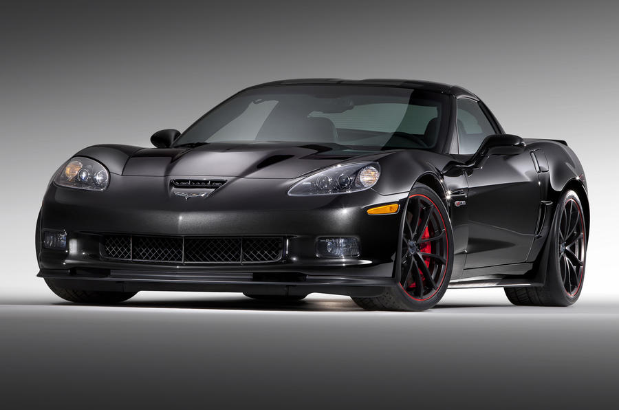 Special edition Corvette announced