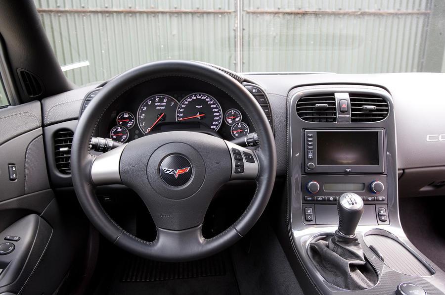 chevrolet corvette c6 20042013 interior autocar