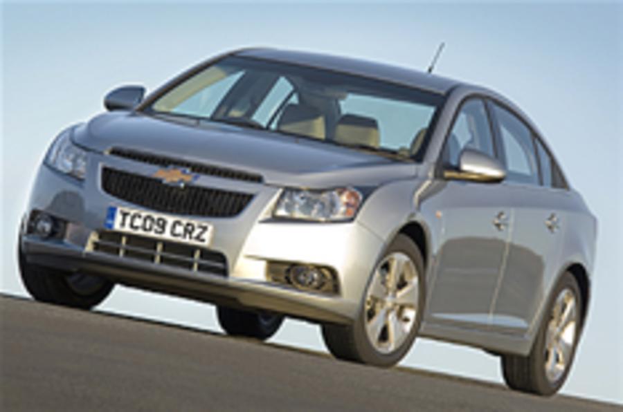 Chevrolet Cruze undercuts rivals
