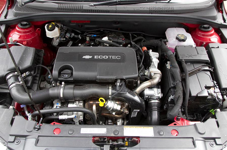 Chevrolet Cruze engine block