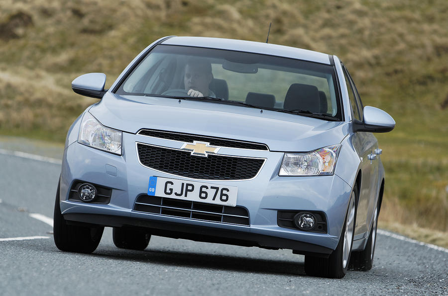 Chevrolet's 'five-year promise'