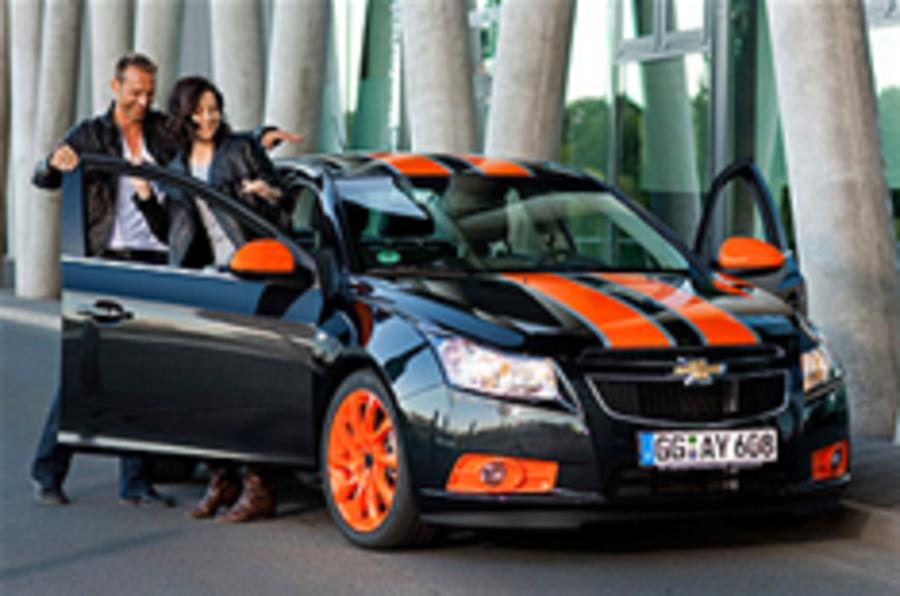 Chevrolet's nod to Hollywood
