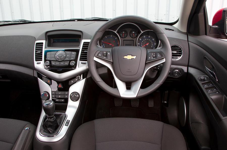 ... Chevrolet Cruze Interior ...