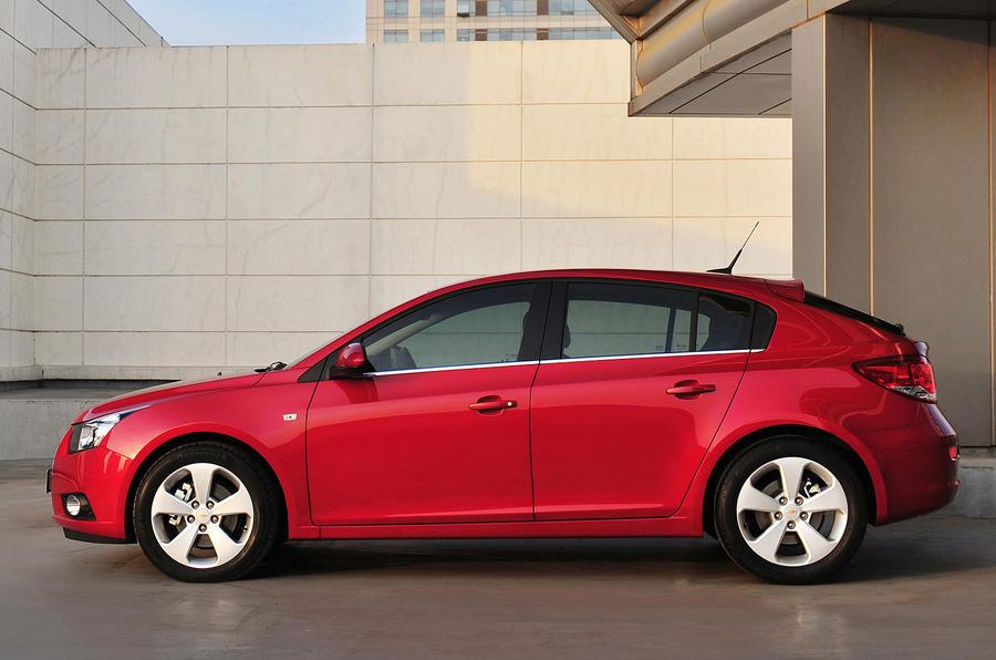 Chevrolet Cruze hatch from £14k