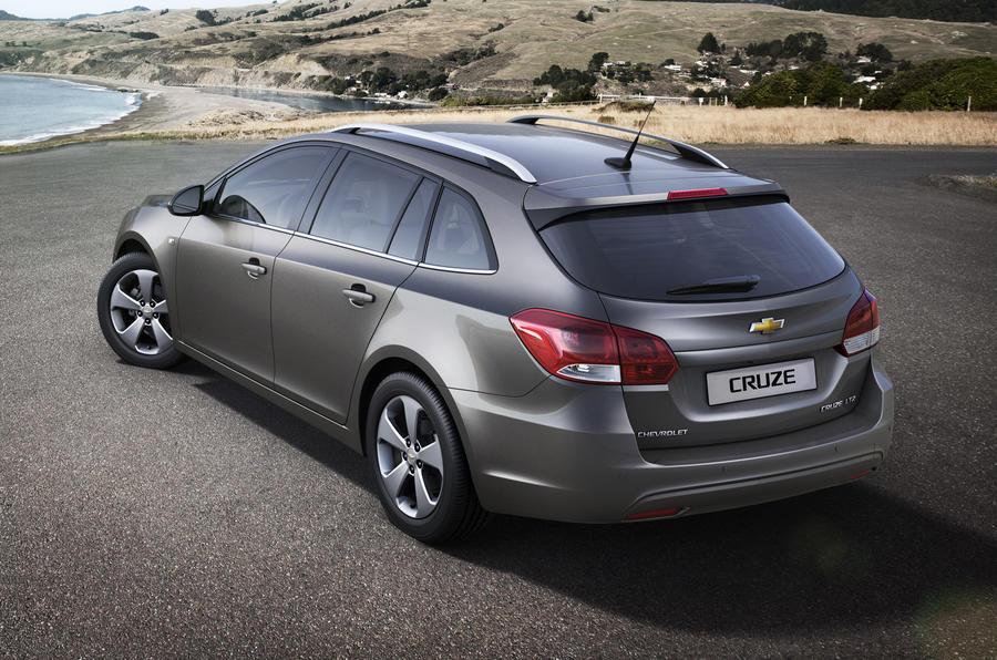 Geneva show: Chevrolet Cruze SW