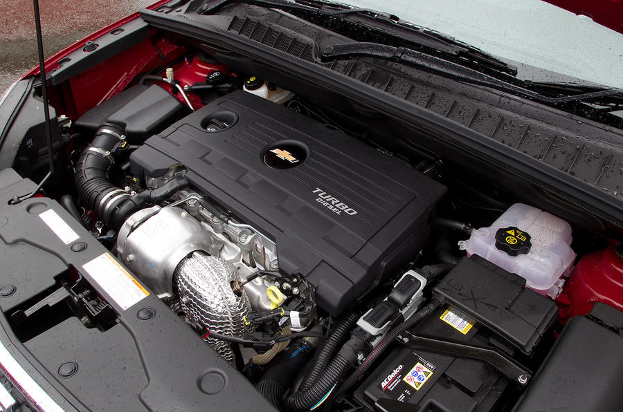 2.0-litre Chevrolet Orlando engine