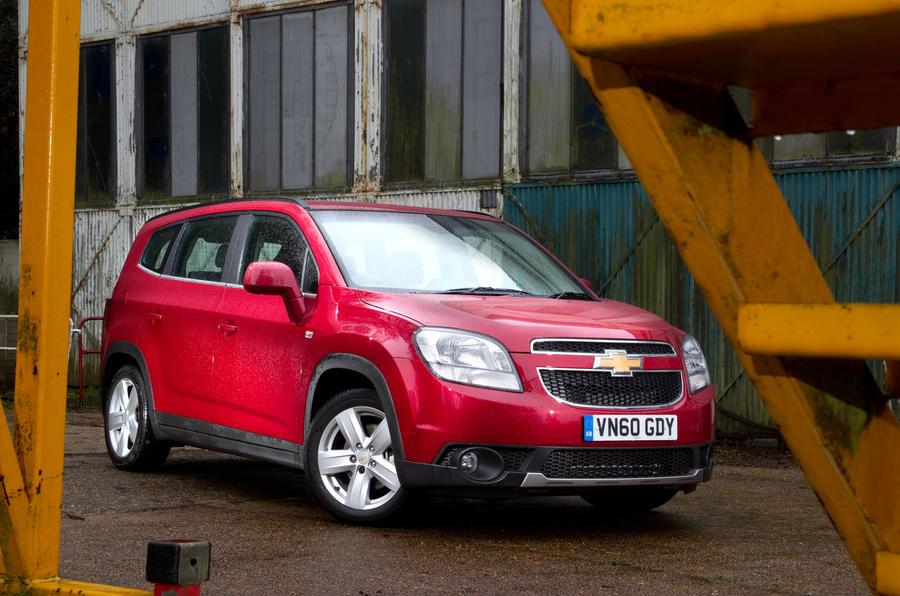 3.5 star Chevrolet Orlando