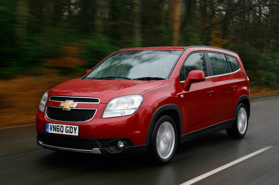 Car Dealerships In Orlando >> Chevrolet Orlando 2011-2015 review | Autocar