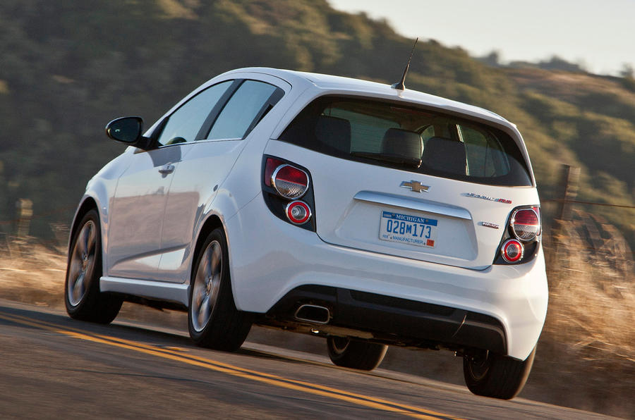 Chevrolet sonic rs review autocar - Chefy 5 opiniones ...