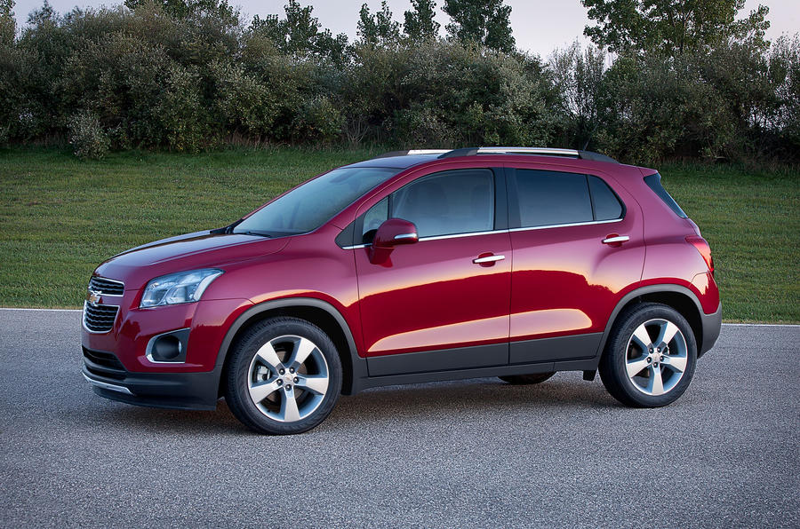 Rivals for the Trax include the Mini Countryman and Skoda Yeti