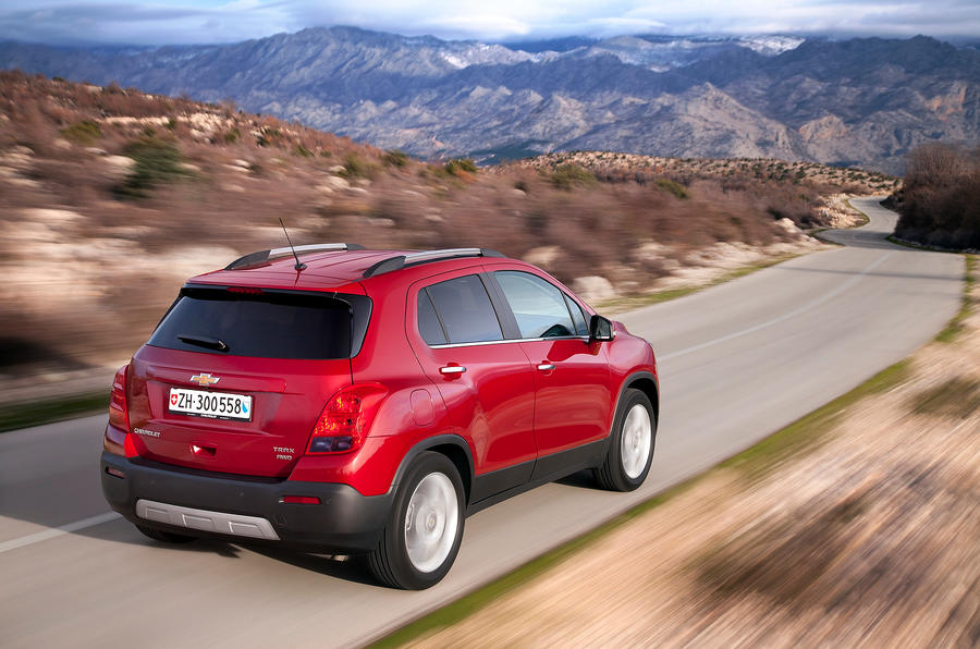 Chevrolet Trax 2013-2015 Review (2019) | Autocar