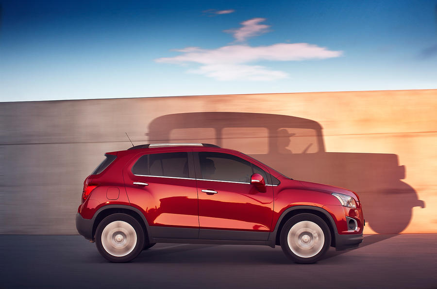 chevrolet trax 2013-2015 review (2018) | autocar