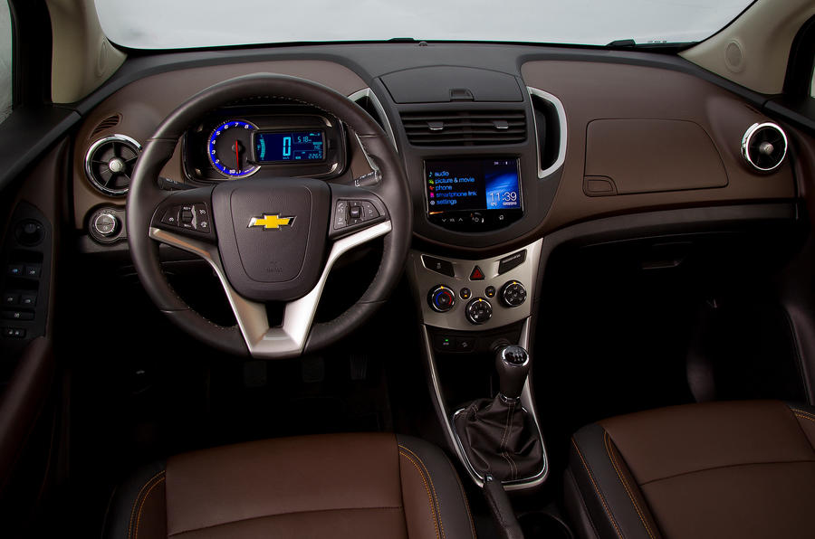 Chevrolet trax 2013 2015 review 2017 autocar chevrolet trax interior chevrolet trax dashboard sciox Image collections
