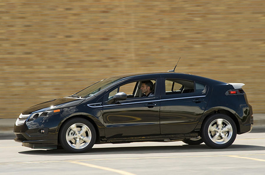 Chevrolet Volt goes on sale