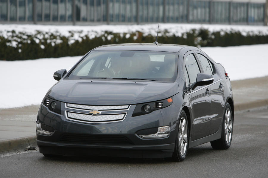 Thumbs up for Chevy Volt pricing