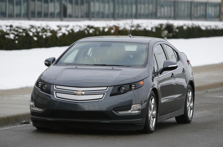 Chevrolet Volt goes on sale