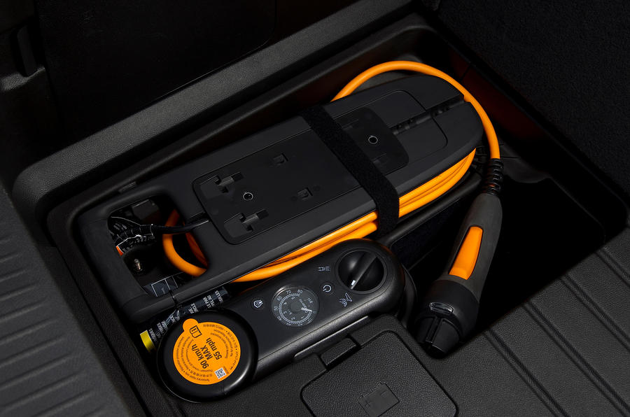 Chevrolet Volt charging pack