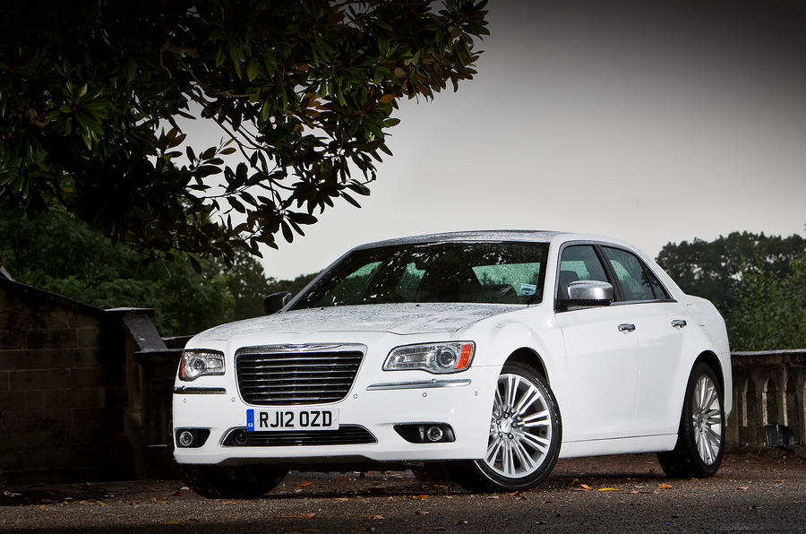 3 star Chrysler 300C