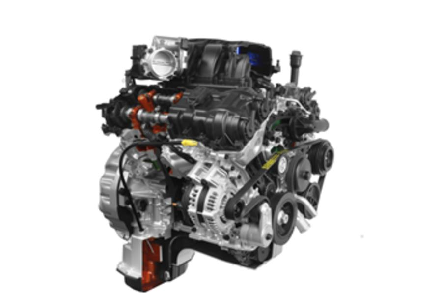 Chrysler borrows Fiat engine tech