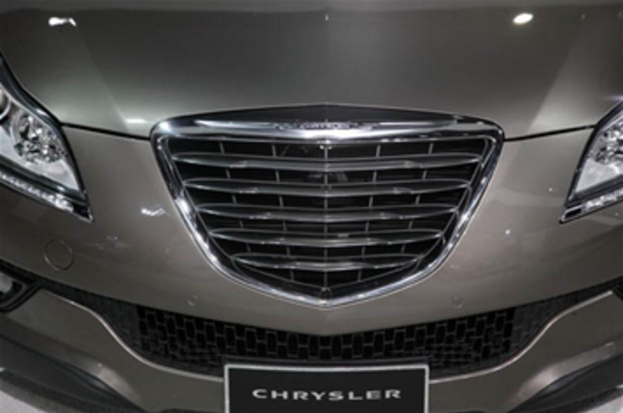 Chrysler/Lancia merger this year