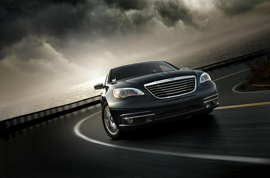 LA motor show: Chrysler 200