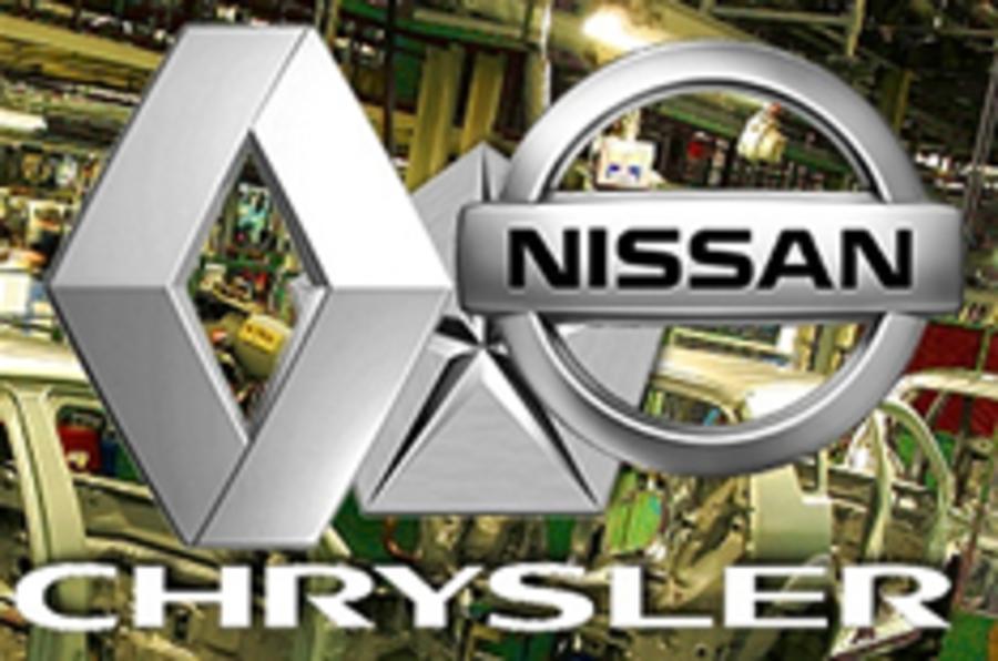 Renault-Nissan considering Chrysler?