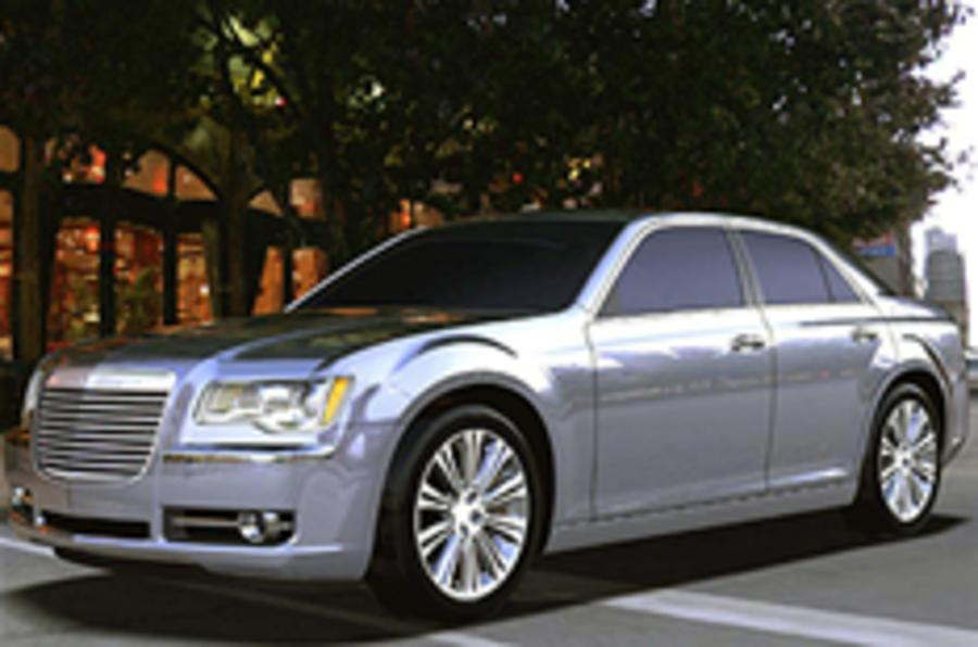 First pics: new Chrysler 300C
