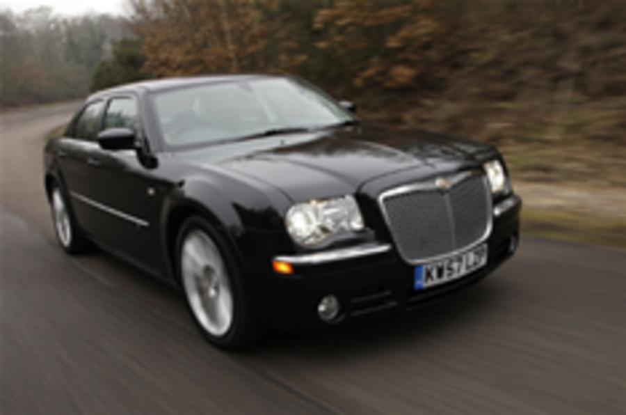 chrysler 300c srt gets diesel autocar