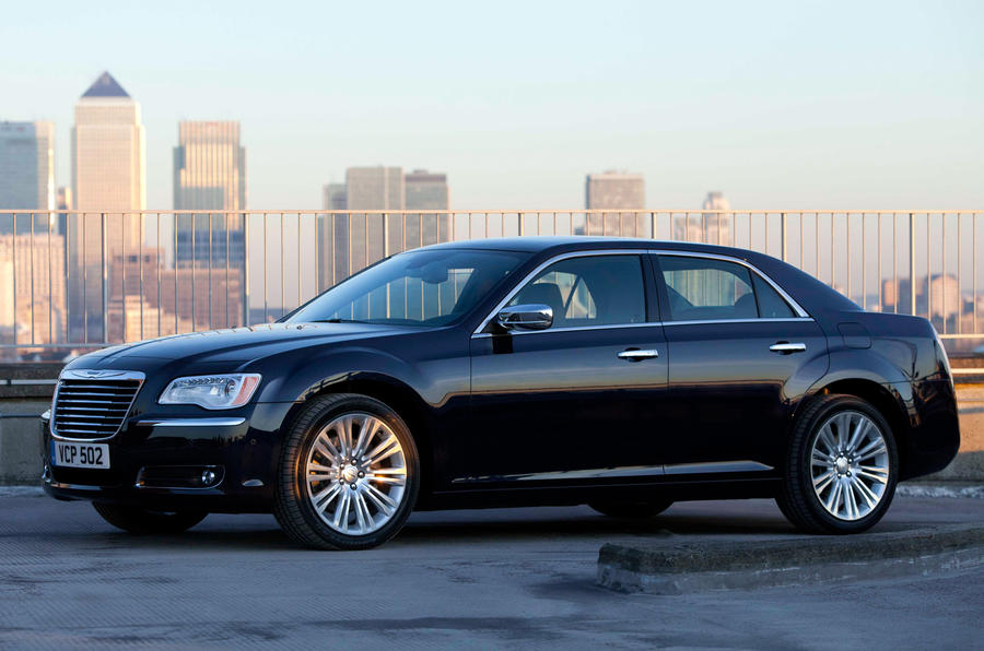 New Chrysler 300C on sale June