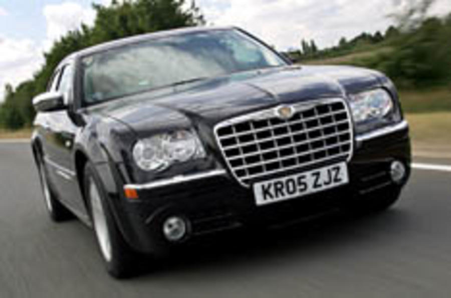 Chrysler's retro 300C for under £26k