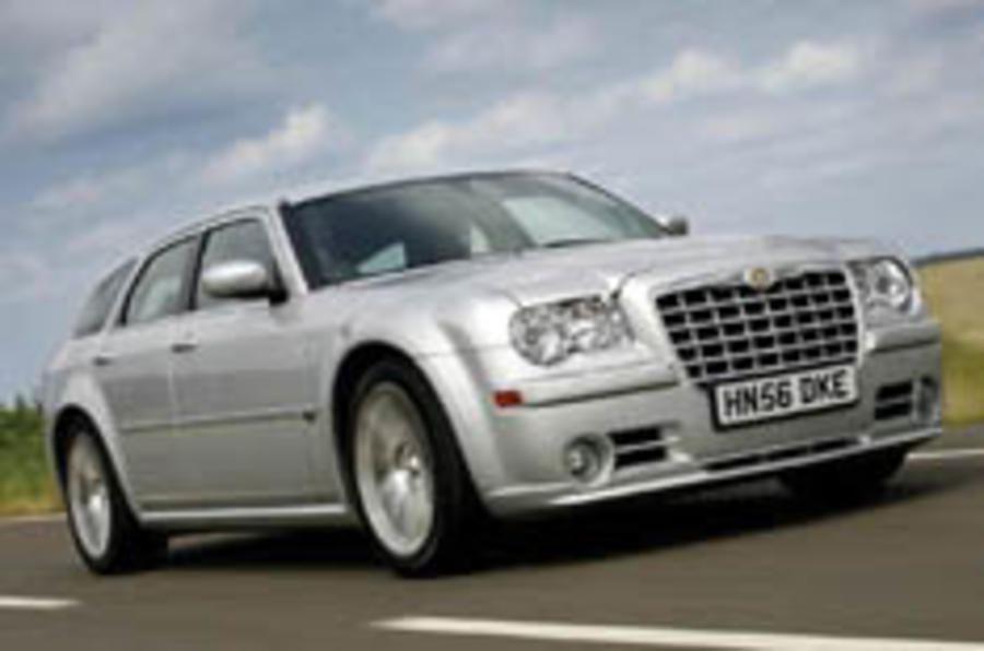 Chrysler unleashes bargain SRT-8 estate