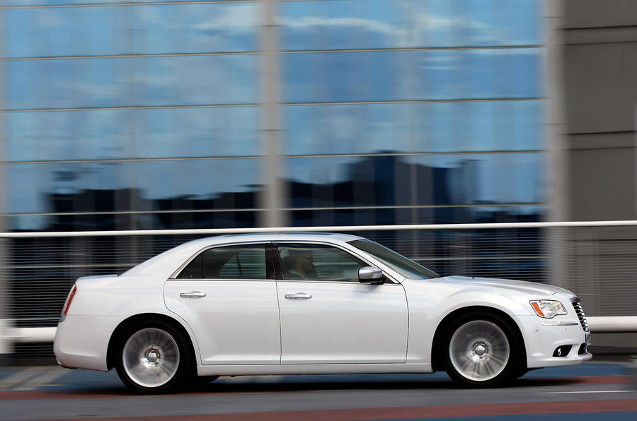 236bhp Chrysler 300C