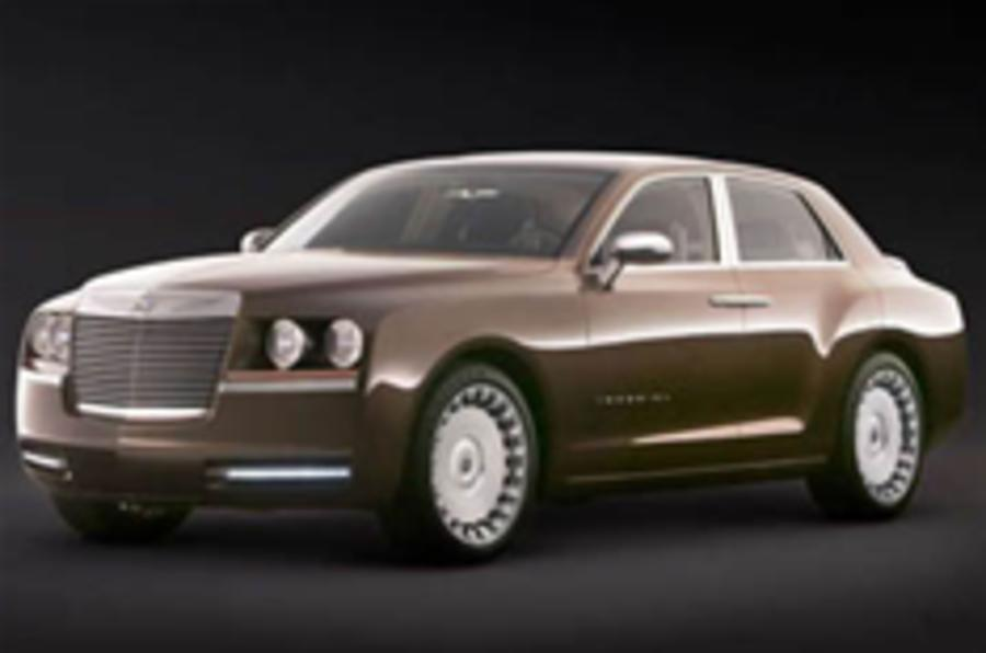 Imperial limo to head new Chrysler breed