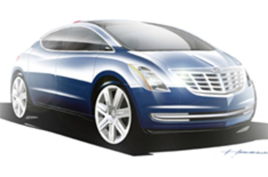 Chrysler announces electric car trio