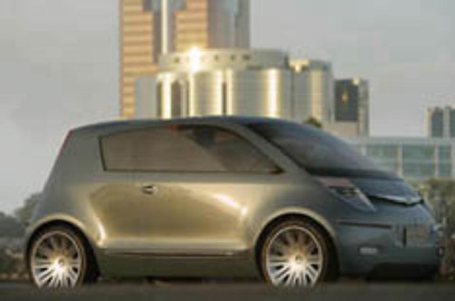Chrysler concept hits Tokyo